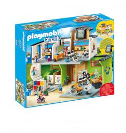 Playmobil Ecole aménagée