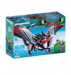 Playmobil Agrippemort et...
