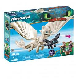 Playmobil Furie Éclair et...
