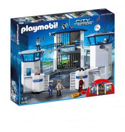 Playmobil Commissariat de...