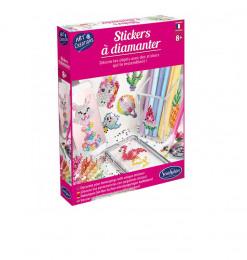 Stickers à diamanter