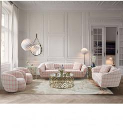 Salon 3+2 +2 fauteuils club...