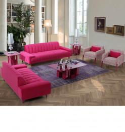 Salon 3+2 + 2 fauteuils +...