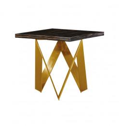 Table de coin ,ton bois