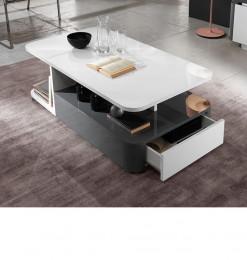 Table à café Lorenzo gris...