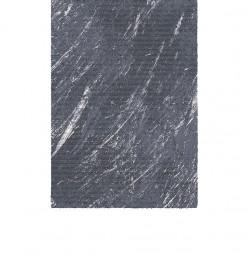 Tapis 160x230cm gris foncé