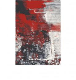 Tapis 160x230cm art peinture