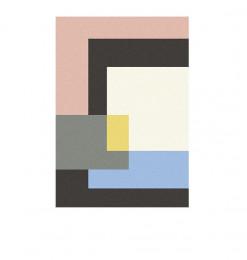 Tapis 120x170 cm multicolore