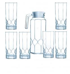 Coffret carafe + 6 verres...