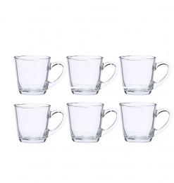 Tasse à thé en verre...