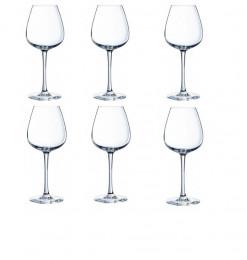 Verre vin rouge Cristal...