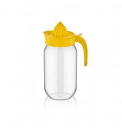 Carafe à jus jaune 1000ml...