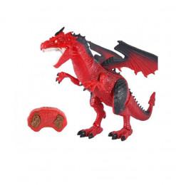 Dragon radiocommandé rouge