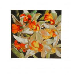 Tableau décoratif motif fleur