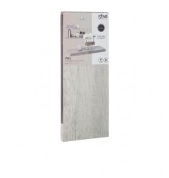 Étagère murale Fixy 60cm gris
