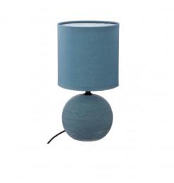Lampe à poser Timéo bleu,...