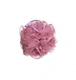 Eponge de bain rose