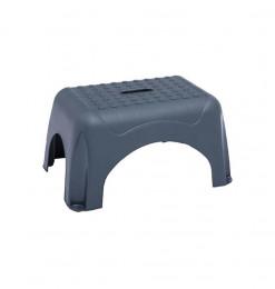 Marchepied plastique noir 23cm