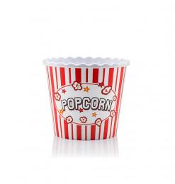 Pot à popcorn rouge en...