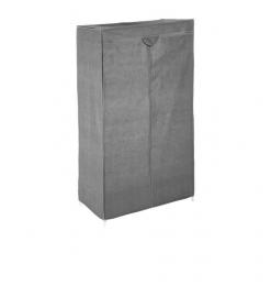 Armoire 1 penderie gris foncé