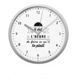 Horloge citation