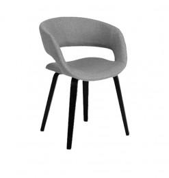 Chaise en tissu joyau - Alinea