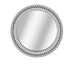 Miroir rond cristal
