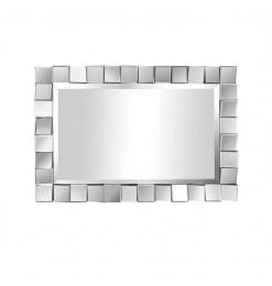Miroir rectangle cristal
