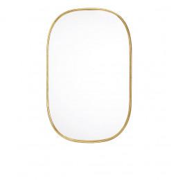 Miroir bande or