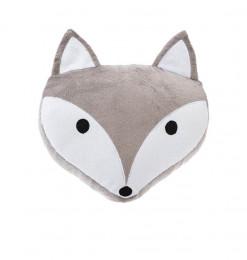 Coussin déco enfant renard