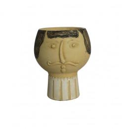 Vase pour fleur en céramique