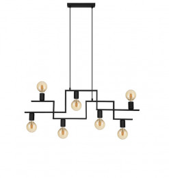 Lustre Fembard 7 ampoules