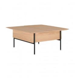 Table basse carrée +...