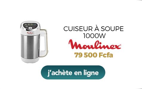Cuiseur à soupe 1000W Moulinex