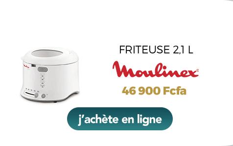 Friteuse 2,1 L Moulinex