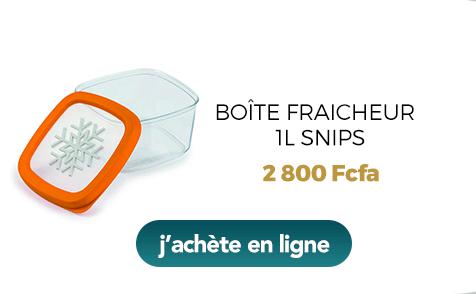 Boîte Fraicheur  1L Snips